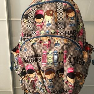 Collectors Harajuku Lovers backpack